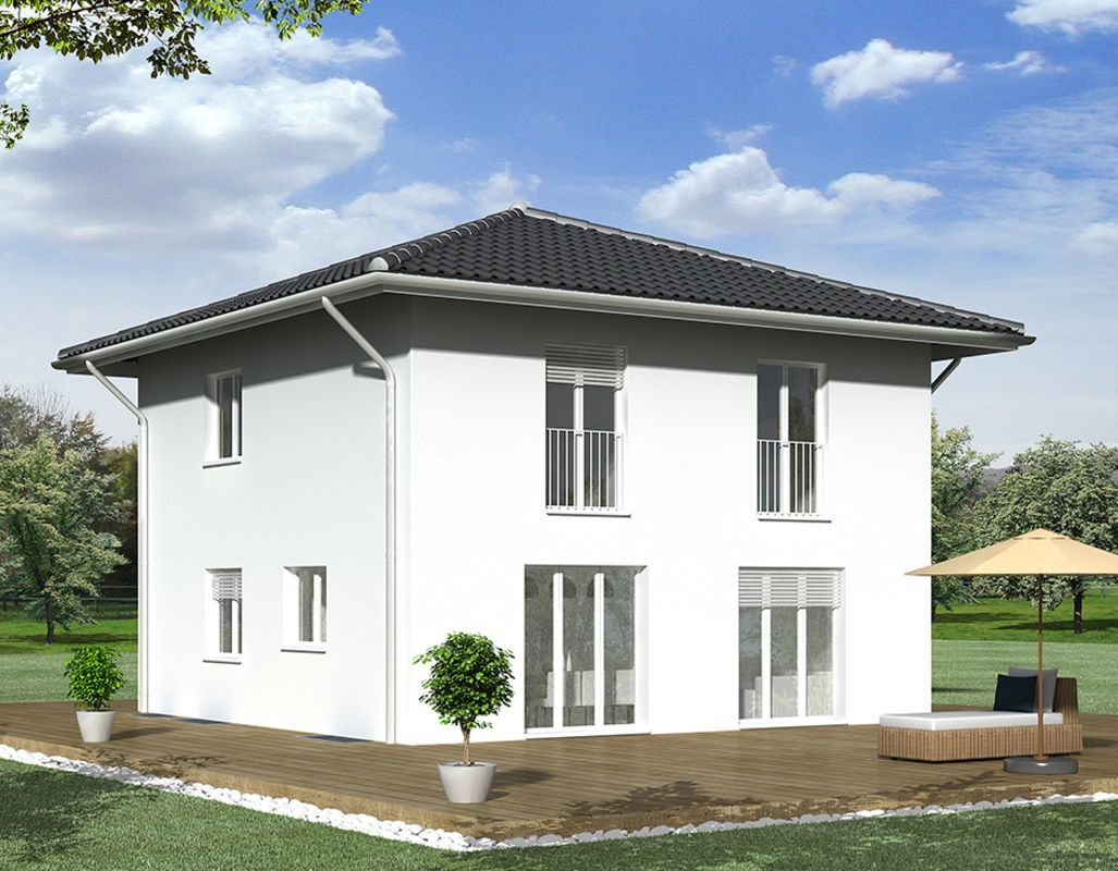 Neubau Einfamilienhaus sehr nach an Lenzburg