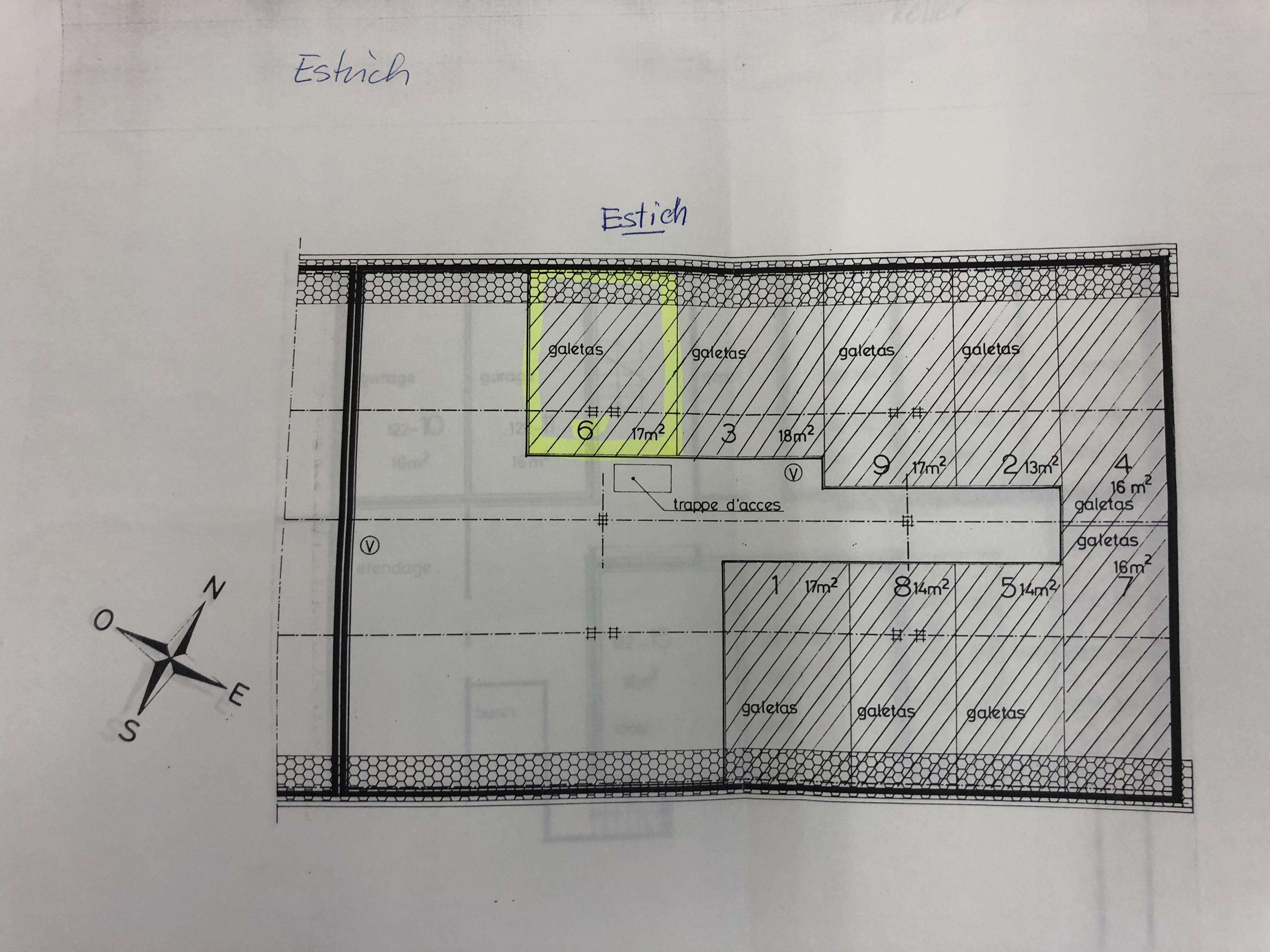 zu verkaufen 4 1 2 zimmer wohnung auch zu vermietung. Black Bedroom Furniture Sets. Home Design Ideas